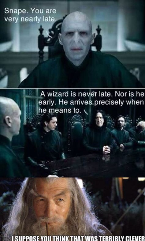 36 Harry Potter Vs Lord Of The Rings Memes That Might Start A War Lord Of The Rings Harry Potter Memes