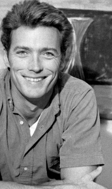 Clint Eastwood                                                                                                                                                      More #americanactors #american #actors #and #actresses