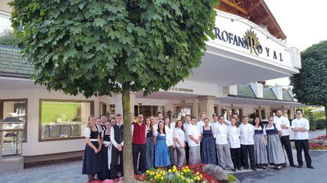 Sommer-Highlights im Trofana Royal in Ischgl: Das Salz in der Suppe! #sommerhighlights #Trofanaroyal #Ischgl
