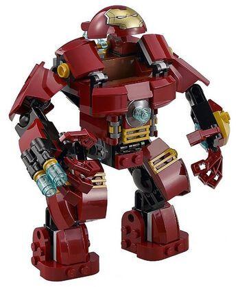 Iron Man Brickipedia Fandom Lego Iron Man Iron Man Hulkbuster Iron Man