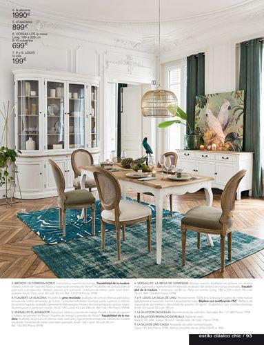Maisons Du Monde Dinning Room Design Furniture Home Decor