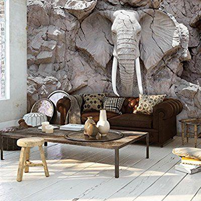 Fototapete Steinwand Steine 50x35 Cm Vlies Tapete Moderne Wanddeko Fototapete 3d Illusion Riesen Wandbild Fototapete Wandtapete Fototapete Steinoptik