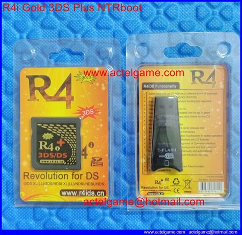The R4i Gold v1 4 4 Adapter Edition for DSi XL is the latest