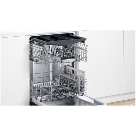 Bosch 500 Series Top Control Tall Tub Pocket Handle Dishwasher In