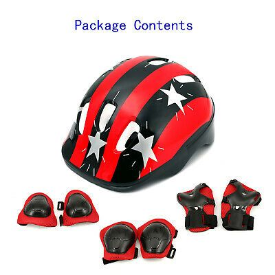 Safety Helmet For Skateboard Riding Kids Bicycle Equipment Comfortable