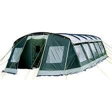 New 10 Room Tunnel Tent Double Entrance Taped Seams Ozark Trail Agadez  sc 1 st  Pinterest : 5 room tent - memphite.com