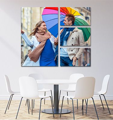 Split Canvas Prints Custom Multi Panel Canvas Photo Prints Canvas Photo Prints Photo Canvas Canvas Prints