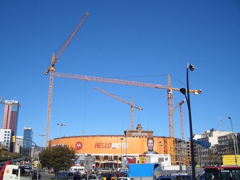 Moto cranes