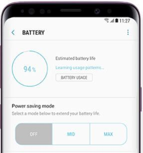 How To Check Battery Usage On Galaxy S9 And Galaxy S9 Plus Bestusefultips Galaxy Samsung Galaxy S9 Technology Hacks