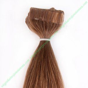 10 best tape in hair extensions images on pinterest remy human 20 inch tape in premium remy human hair extensions 20 pieces set weight color light brown mozeypictures Gallery