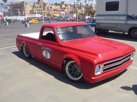 """Pro Touring 1967 Chevy c10 """"Hellboy"""" by No Limit Engineering- 2012 OUSCI competitor"""