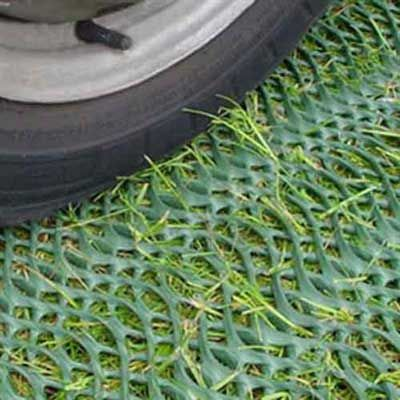 Grassprotecta Grass Reinforcement Mesh 6 56 X 65 6 Roll 432 Sq Ft Standard Grade Artificial Turf Plastic Grass Grass Paving