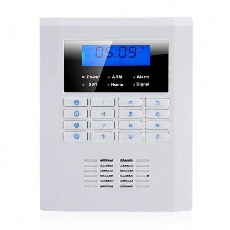 Anti Theft Alarm Package Wireless Gsm Dual Network Home Security Burglar Led Home Alarm System Remote Control Auto Sensor Motion Detec Home Security In 2019
