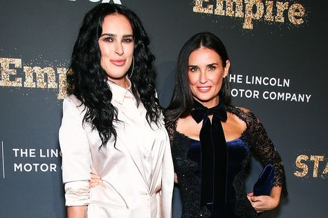Demi Moore 'Enjoys Her Life More' After Reconciling with Her
