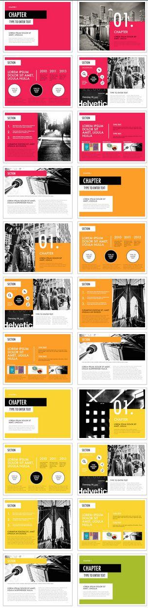 Editorial Templates for iBooks Author | Print | Pinterest ...