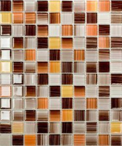 Leading Supplier Manufacturer Distributor Importer Of Glass Mosaic Tiles In India This Color Strip Tiles Suitab Mosaic Glass Kitchen Wall Tiles Wall Tiles
