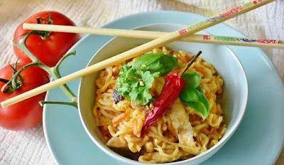 هل الاندومي يسمن أو ينحف Wok Recipes Chicken Food Heart Healthy Recipes