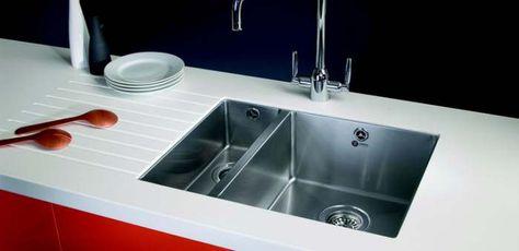 Carron Phoenix Deca 150 Kitchen Sinks And Fittings Sink Kitchen