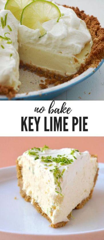 No Backe Key Lime Pie In 2020 Key Lime Pie Recipe No Bake Vegan Key Lime Pie Vegan Key Lime Pie Recipe
