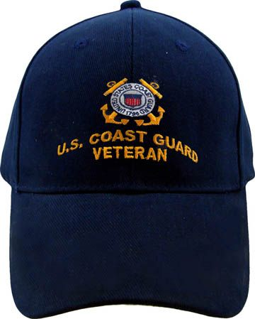 I have three that have the right to wear this cap. US Coast Guard Veteran Cap