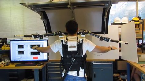 MIT robot augments you with two extra arms