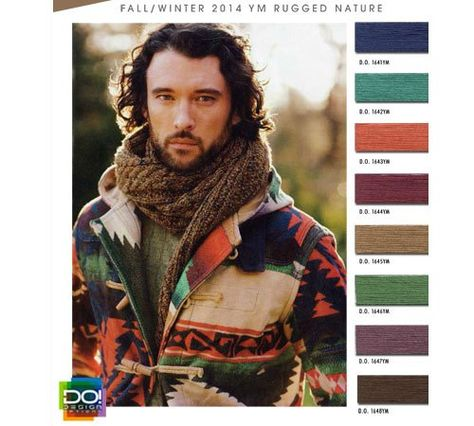trending men's sweaters fall 2015 | Fall/Winter 2014/2015 Color Trends for Young Men by Design Options ...