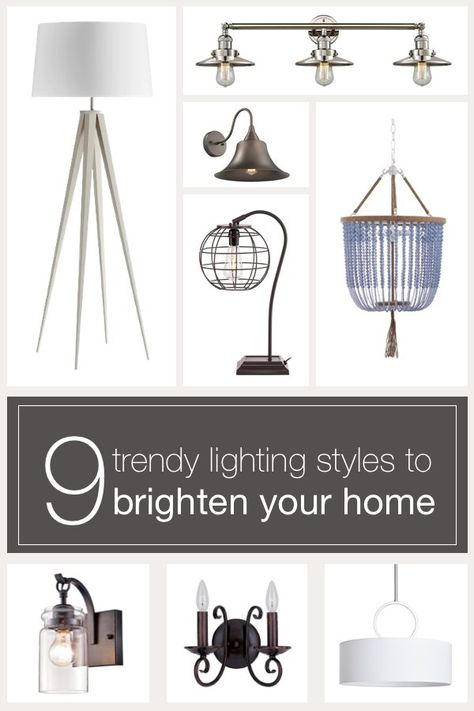 9 Trendy Lighting Styles to Brighten Your Home | Overstock.com