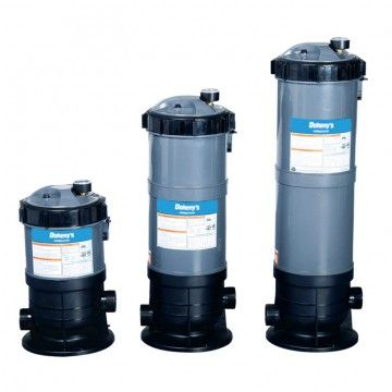 Doheny/'s Above Ground Sand Filter Tank