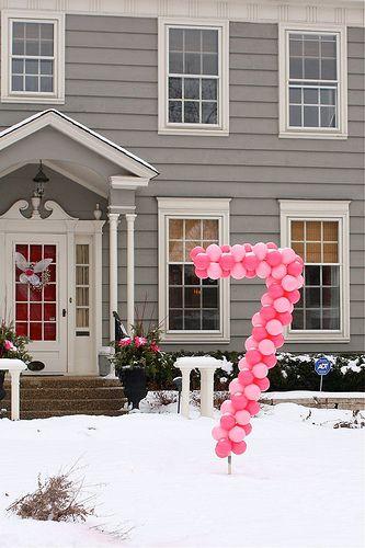 balloon number