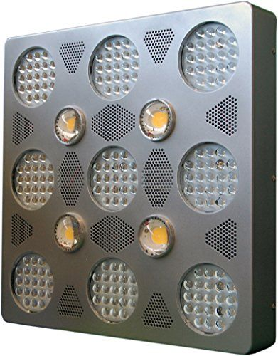 Blomm 1200 Pro Etl Ce Rohs Compliant 1200 Watts 12 Band Dual Mode Full Spectrum Cree Cxb2540 5k Cob Led Indoor Grow Light Review Indoor Grow Lights Grow Lights Growing Indoors