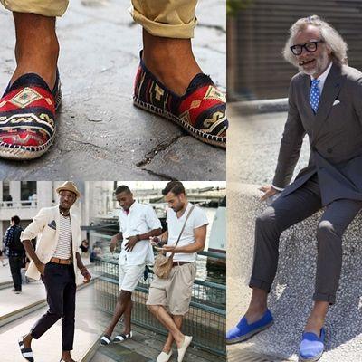 Espadril ayakkabılar oldukça rahat ve şık :) #ayakkabı #espadril #shoes #fashion #moda #erkek #men #gomlekplus #time2shirt