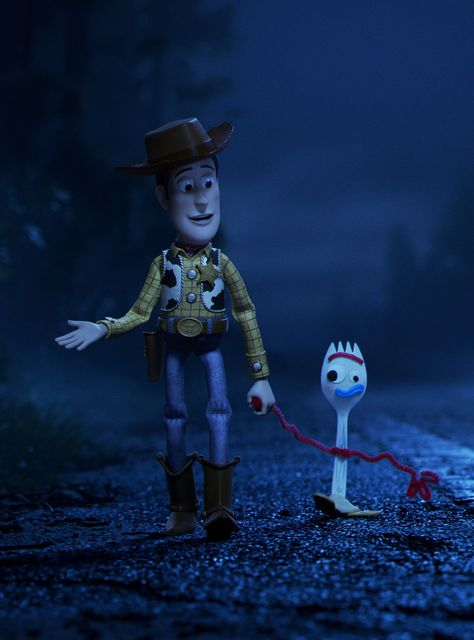 Toy Story 4's Voice Cast Is Full Of Surprise Celebrities