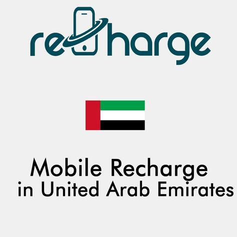Mobile Recharge in United Arab Emirates. Use our website with easy steps to recharge your mobile in United Arab Emirates. #mobilerecharge #rechargemobiles https://recharge-mobiles.com/