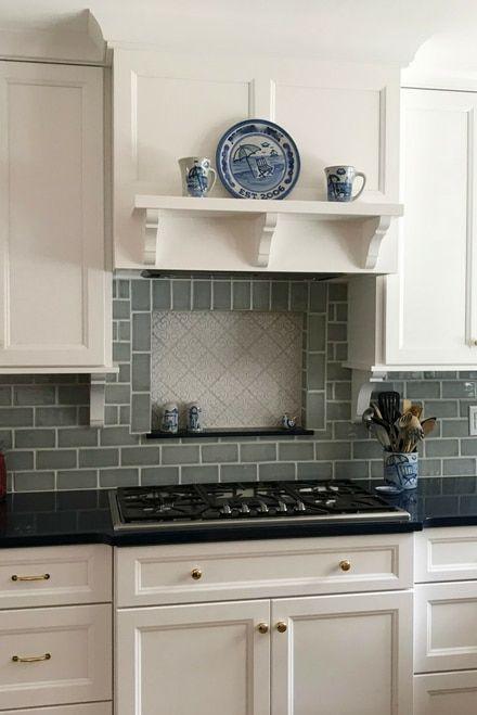 3x6 Handmade Subway Tile Nautical Kitchen Nautical Kitchen Decor Kitchen Models