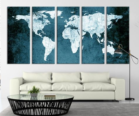 Image result for want to make a collage of photos in the shape of a - copy rainbow world map canvas