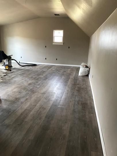 Allure Khaki Oak Flooring Luxury Vinyl Plank Flooring Vinyl Plank Flooring House Flooring