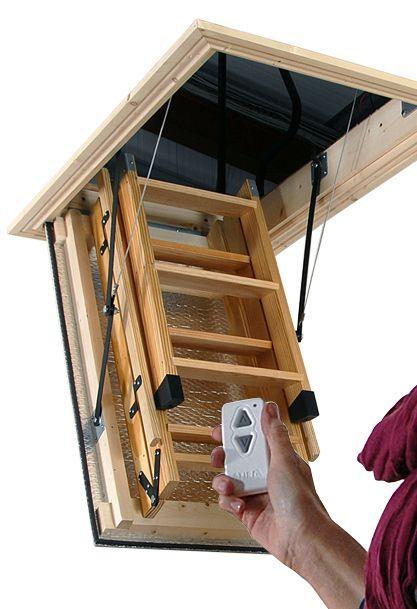 Stira Accessories Loft Stairs Loft Ladder Garage Organization