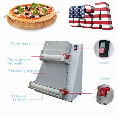 Ad Ebay Url Automatic 370w Electric Pizza Bread Dough Roller