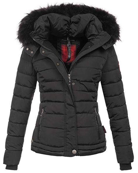 2018 Jackeamp; Damen 2019 – Mantel Winter TFuKcJl13