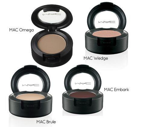best mac eyeshadows for makeup artists