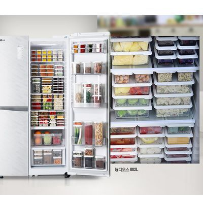 Sensemom Clean Refrigerator Premium A