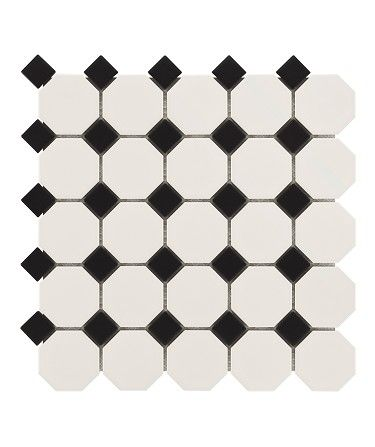 Lato Octagon Mosaic Tile