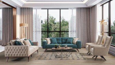 bentela yatakli koltuk takimi ev dekoru koltuklar mobilya