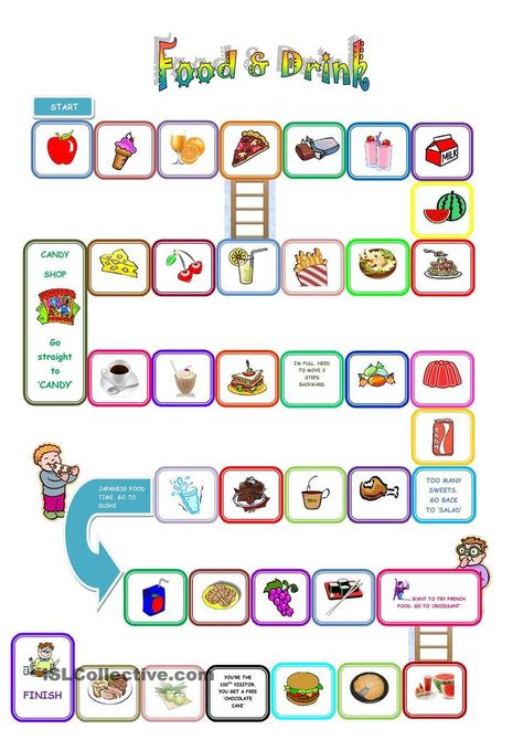 Food and Drink Board Game- Rhoda C-#Board #boardgame #boardgamecheats #boardgamecheckers #boardgames #Drink #food #Game #Rhoda