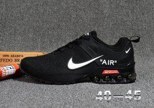 Nike Air VaporMax 2018. 5 Flyknit Men's Running Shoes Black