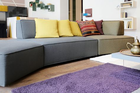 Sofa Beds Curiosity Experience LAGO STORE Milano Lodi Slide sofa lagodesign interiorlife mood sofa Curiosity Home Pinterest Living rooms and Room