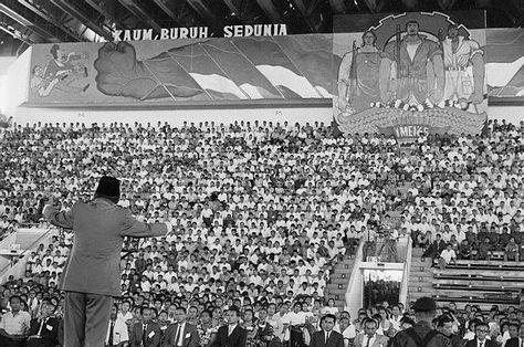 Foto-Foto Lawas Bung Karno (yang Jarang Dilihat Orang)