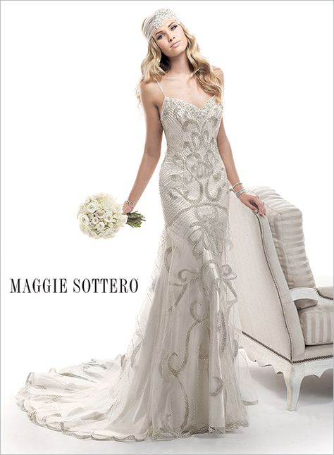 Chancey - by Maggie Sottero