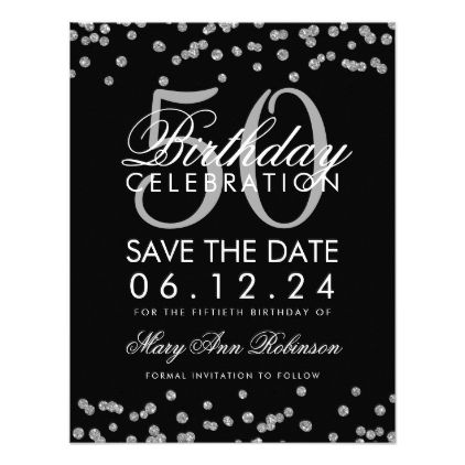Birthday Invitation Custom Design Custom Invitations Invitation Design Custom Invitation Design Save the Date Invitations