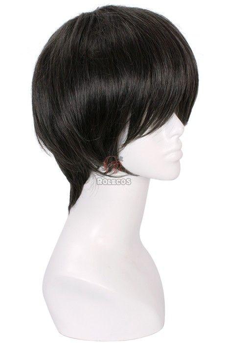 20cm Nase Hiroomi Cosplay Wig Short Black Hair Nase Spon Hiroomi Cm Cosplay Affiliate Plus Size Halloween Plus Size Halloween Costume Chores For Kids